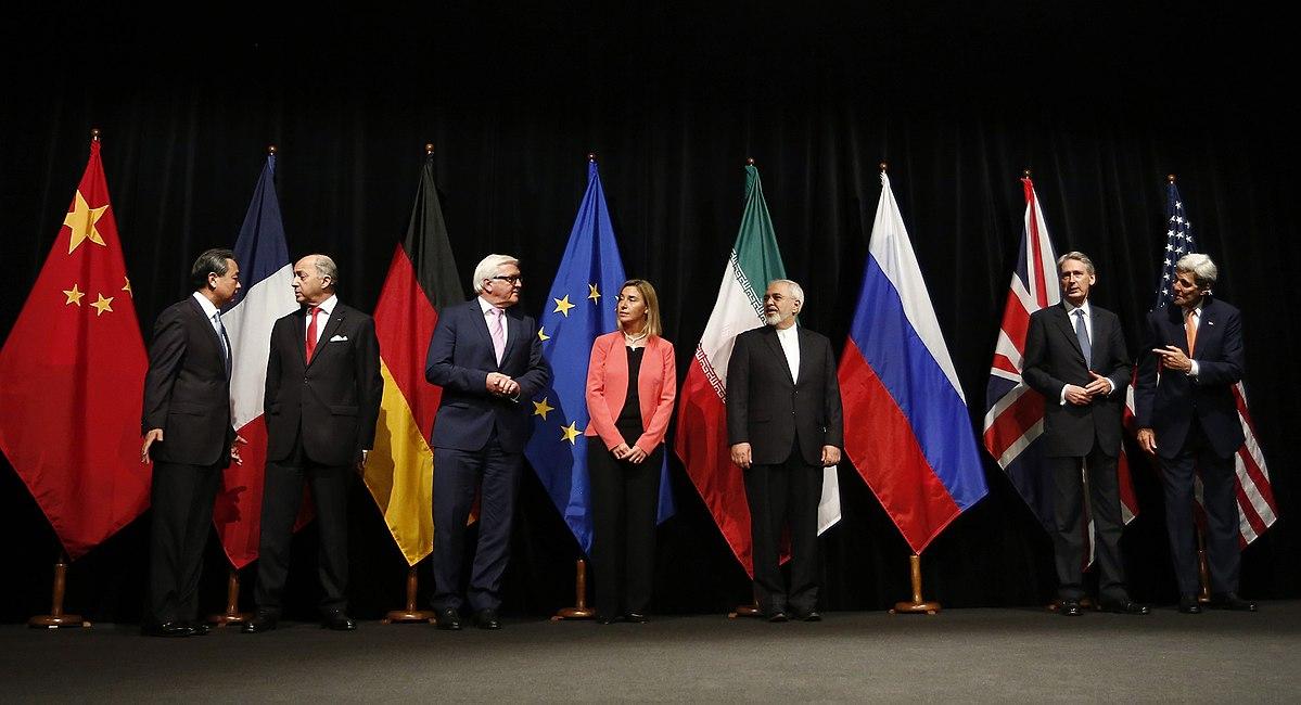 joe biden middle east Iran nuclear deal JCPOA Donald Trump