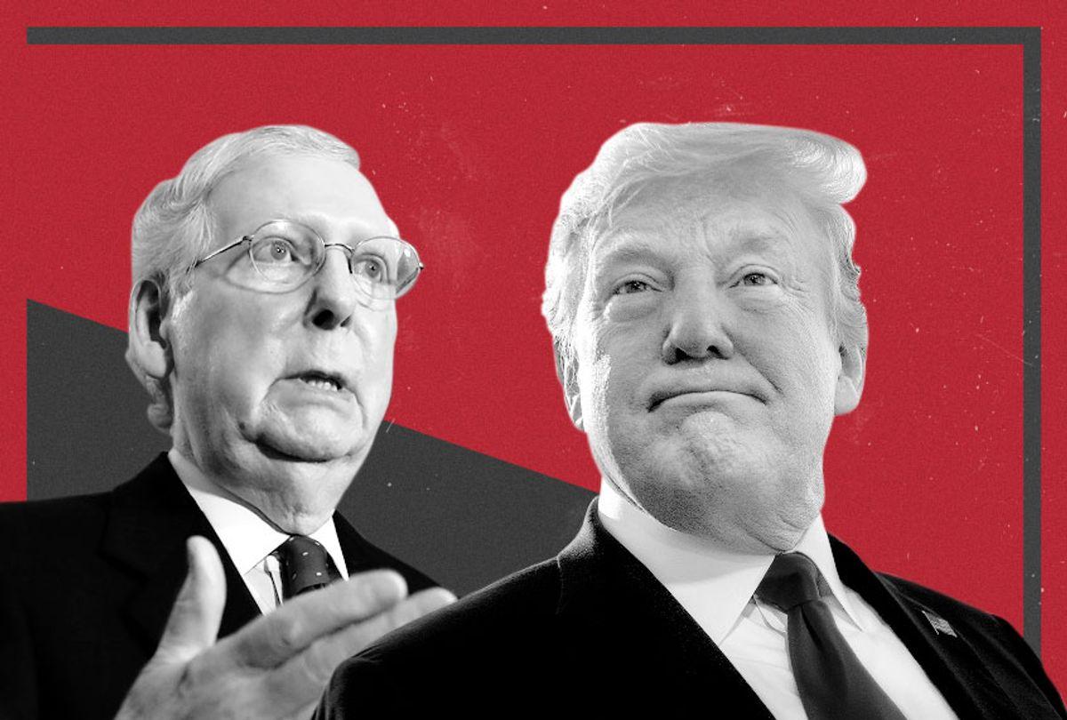 منطق بیرحمانه حزب جمهوریخواه، پیش و پس از ترامپ