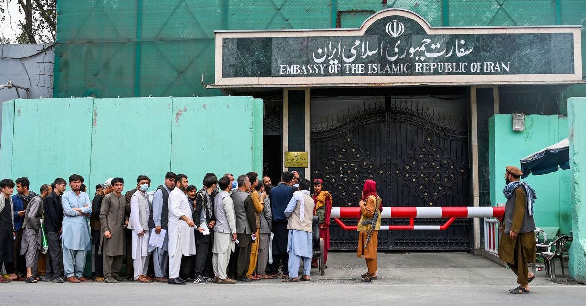 طالبان و ایران