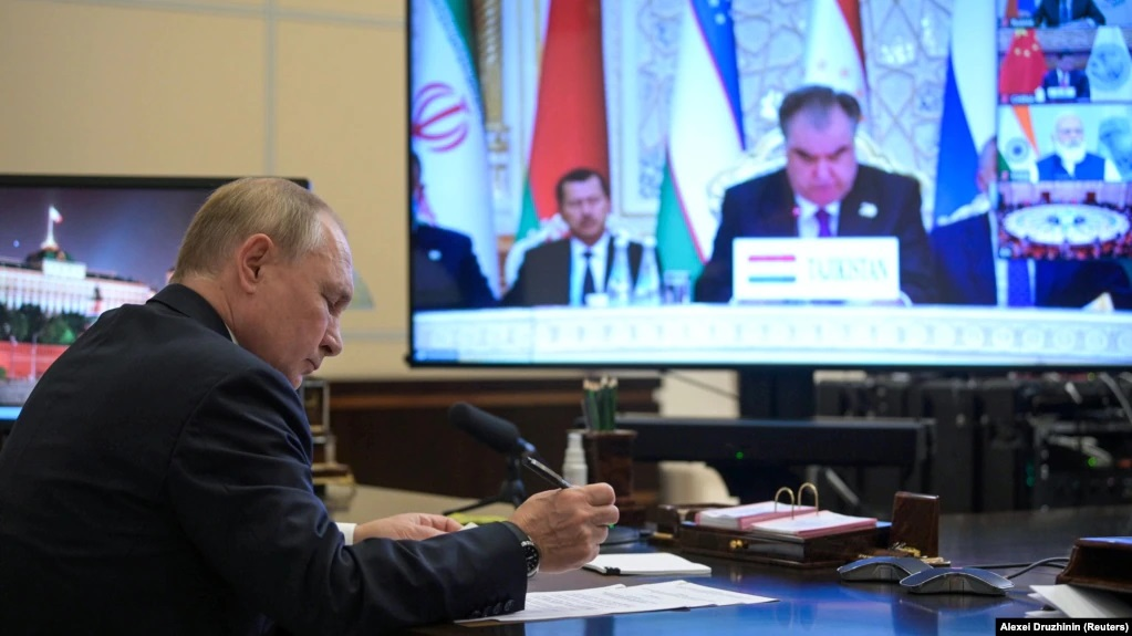 پیوستن ایران به پیمان شانگهای