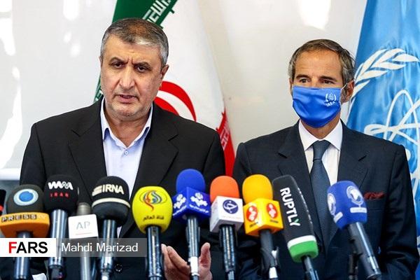 گام اول دولت رئیسی برای احیای برجام / مذاکرات سازنده گروسی در تهران / ایران و آژانس به توافق رسیدند
