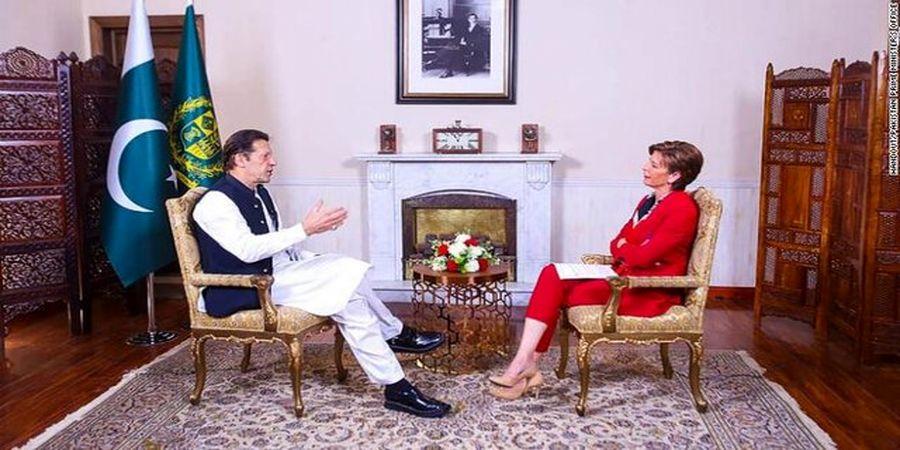 عمران خان:  طالبان افغان به ما حمله نمیکردند/ جهان باید به آنان وقت بدهد