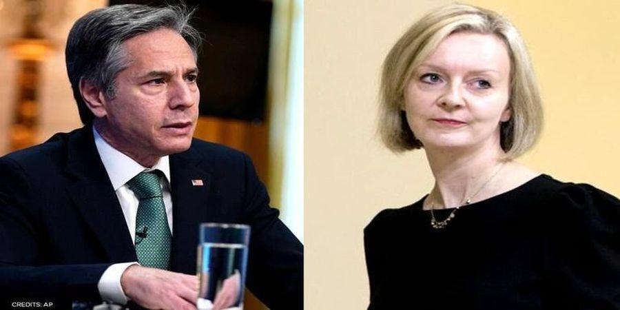 جزئیات گفتوگوی وزیرخارجه انگلیس با بلینکن