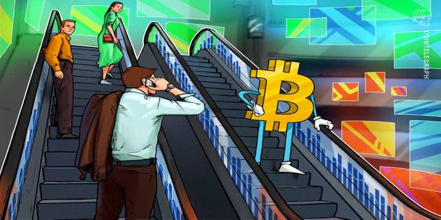 الاکلنگ طلا و بیت کوین / طلا در انتظار فدرال رزرو!