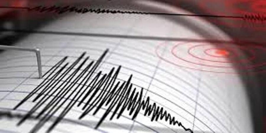 زلزله در دریای مازندران