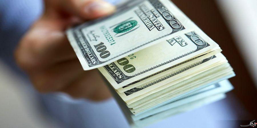 قیمت دلار در بازار متشکل  یکشنبه 11 مهر 1400
