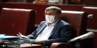 عکسی از تیپ جنجالی احمدی نژاد در جلسه مجمع تشخیص