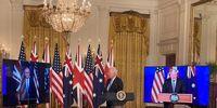 امضای سند همکاری بین آمریکا، انگلیس و استرالیا