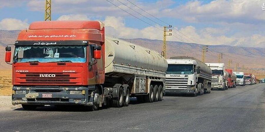 تانکرهای سوخت ایران به لبنان رسیدند