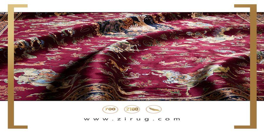 انواع فرش ماشینی و قیمت آن در بازار