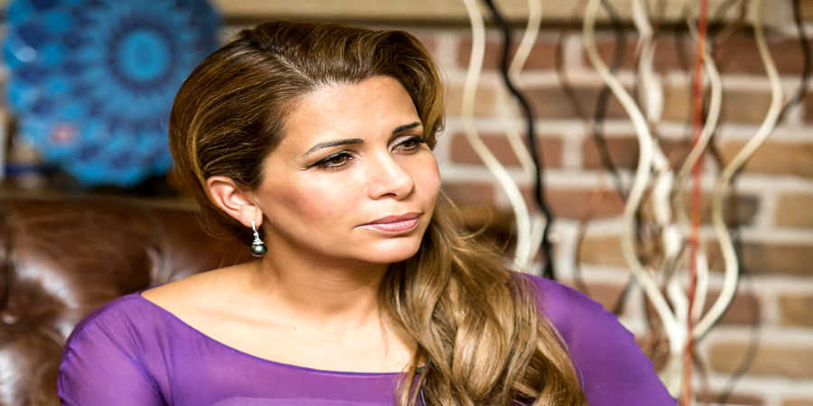 جاسوسی حاکم دبی با بدافزار اسرائیلی از همسر سابقش + تصویر