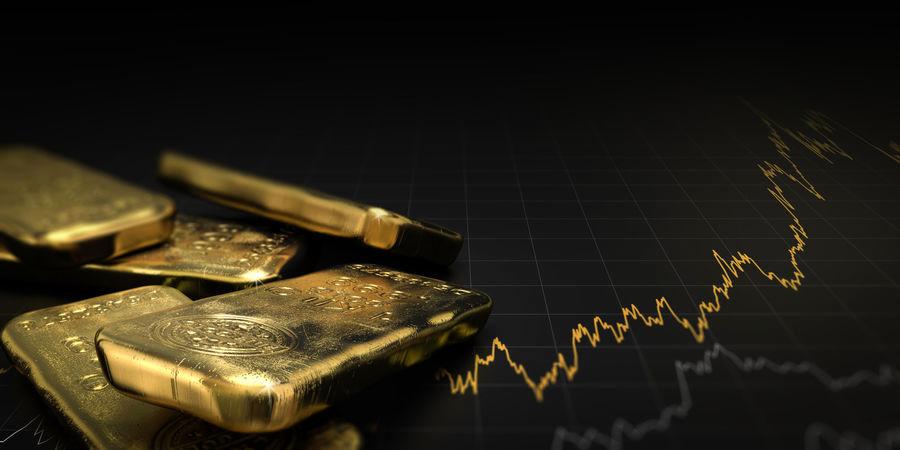تله برای قیمت بیتکوین/قیمت طلا دلخوش شد