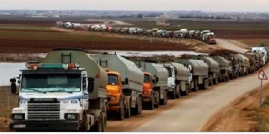 پنجمین محموله سوخت ایران به لبنان از سوریه عبور کرد