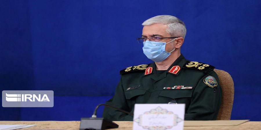 سرلشکر باقری یک بیانیه صادر کرد