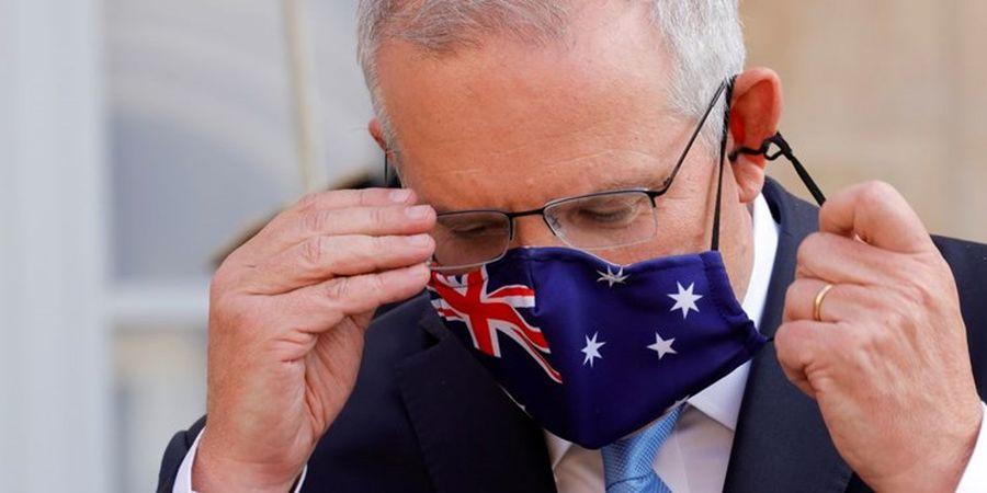 درخواست غرامت فرانسه از استرالیا