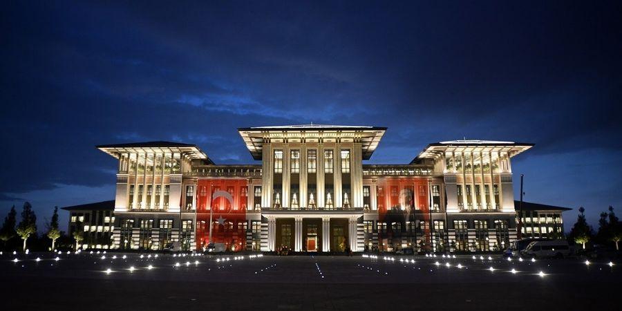 تصاویری از ۱۰ کاخ زیبای ریاست جمهوری در سراسر جهان