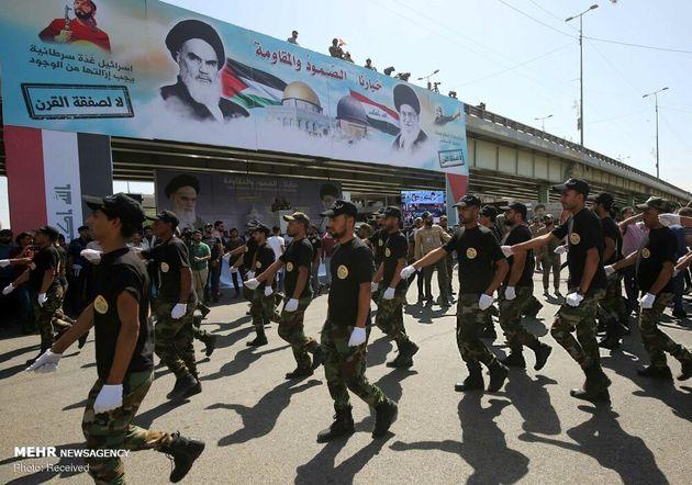 تصاویر راهپیمایی روز قدس در کشورهای مختلف