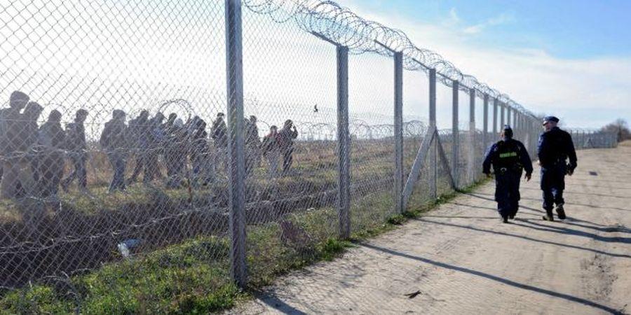 بسیج اروپا در برابر مهاجران +فیلم