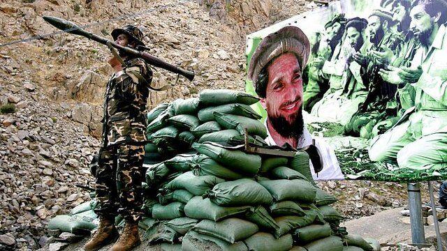 تشکیل جبهه مقاومت در برابر طالبان؛ صالح و مسعود چریکها را در پنجشیر سازماندهی میکنند