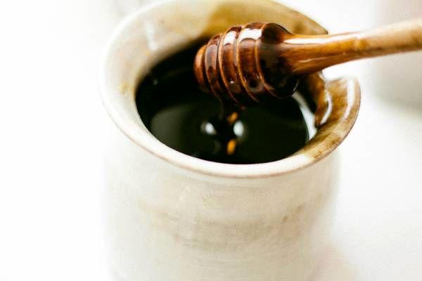 عسل برای تتو