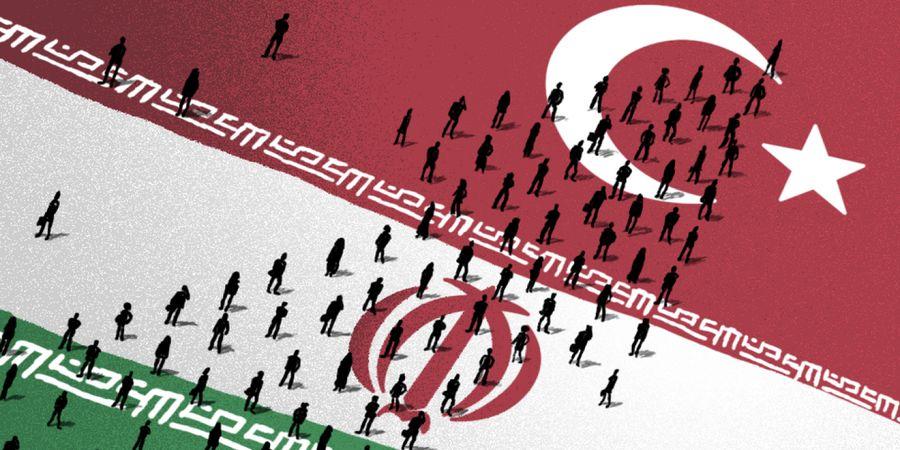 کنایه سنگین به مسافران ایرانی استانبول و آنتالیا! +عکس