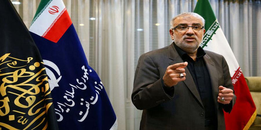 وزیر نفت: ایران با رفع تحریم ها توانایی حل بحران سوخت در دنیا را دارد