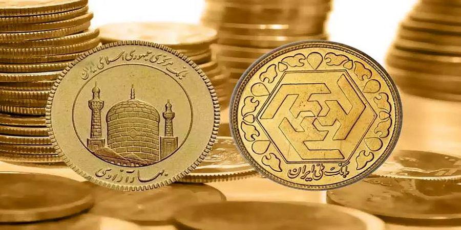 قیمت انواع سکه و طلا در بازارهای روز شنبه +جدول