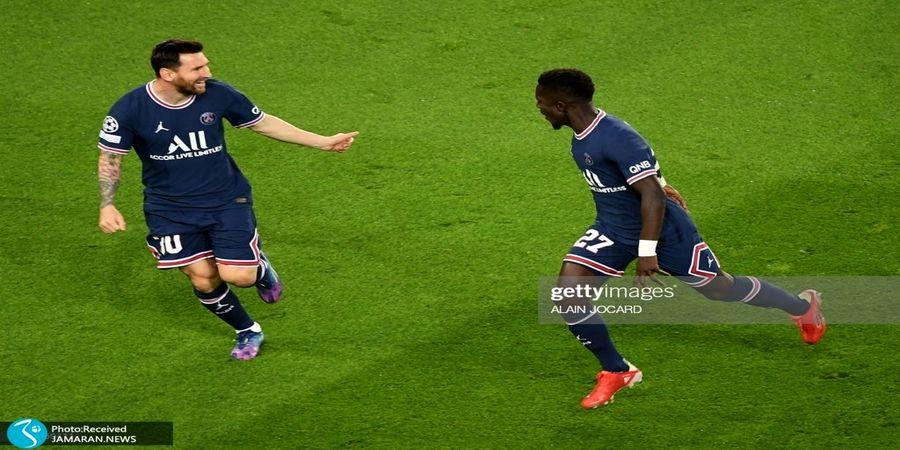 رونمایی از لقب جدید مسی در لیگ قهرمانان اروپا