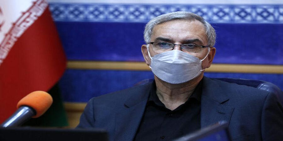وزیر بهداشت: هیچ واکسن فایزری به ایران وارد نشده است