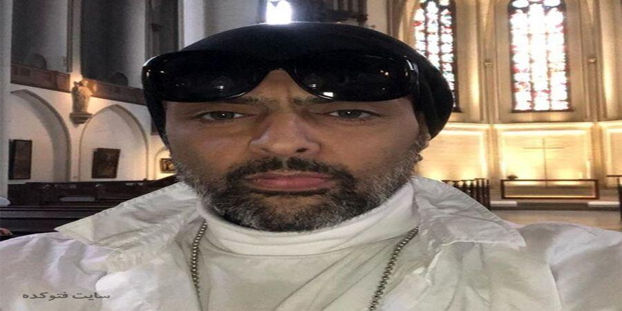 شهرام خواننده لس آنجلسی درگذشت +علت مرگ