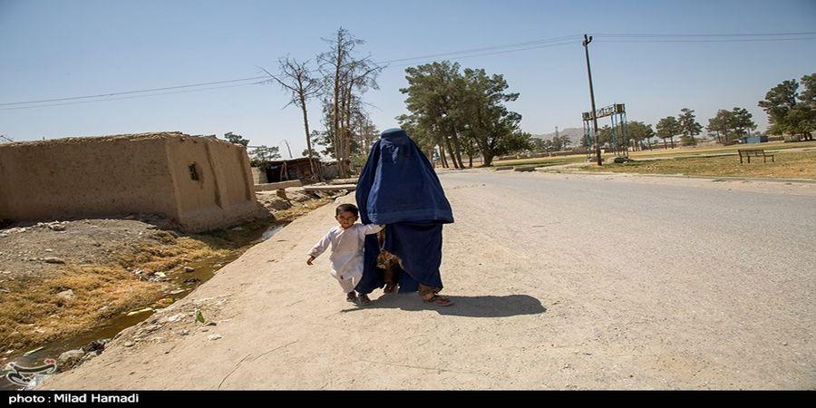 تصاویر  اینجا قندهار است؛ محله زره فرقه