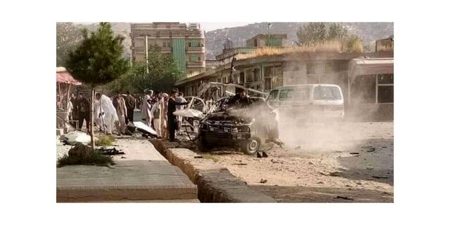فوری/ انفجار در کابل؛ پایتخت افغانستان بمب گذاری شد