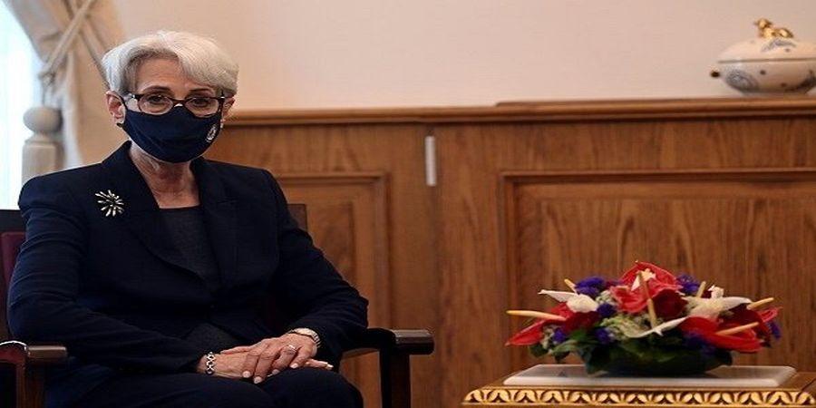 رایزنی وندی شرمن با مقامات ارشد ازبکستان درباره افغانستان