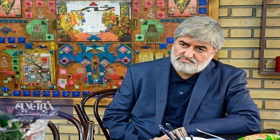 توییت علی مطهری درباره طرح ضداینترنت مجلس+ عکس