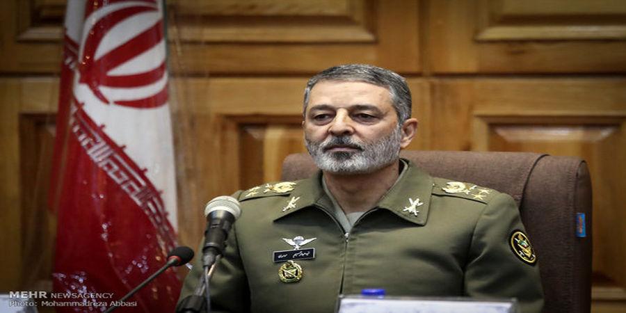 امیر فرقانی عزادار شد/ فرمانده کل ارتش تسلیت گفت