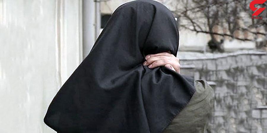 زن برهنه هتل معروف تهران را به هم ریخت