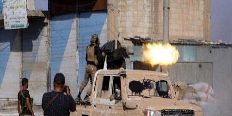 درگیری مرگبار عناصر وابسته به ترکیه در سوریه