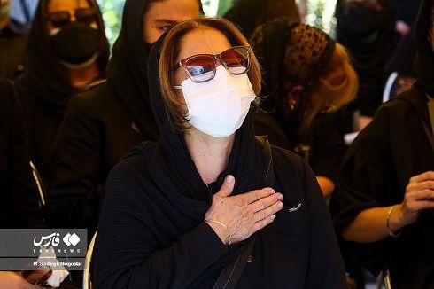 همسر عزت الله مهرآوران