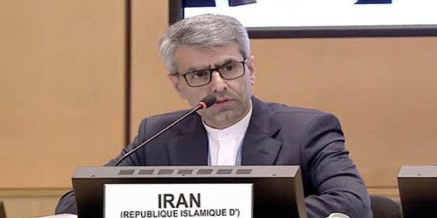 هشدار سفیر ایران در خصوص تحریم های یکجانبه