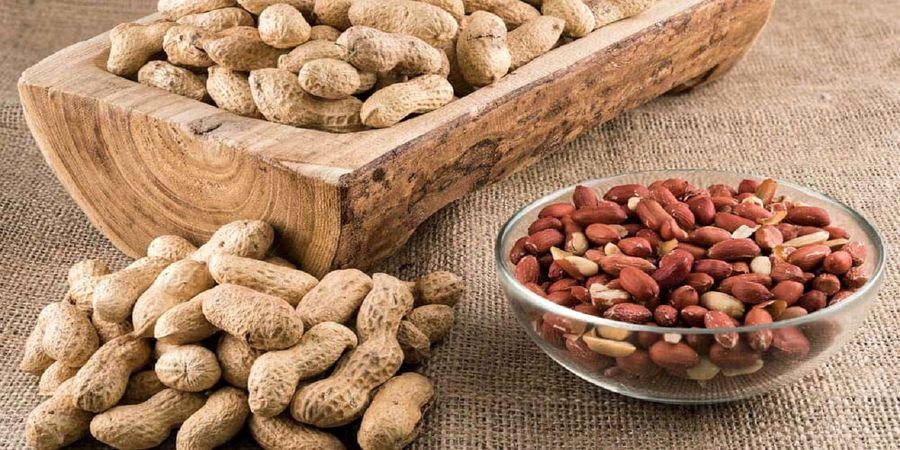 تاثیر خوردن روزانه بادام زمینی برای سلامت بدن