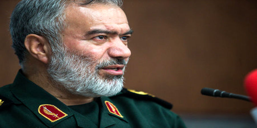 واکنش سردار فدوی به تنشها در مرزهای شمال شرقی کشور