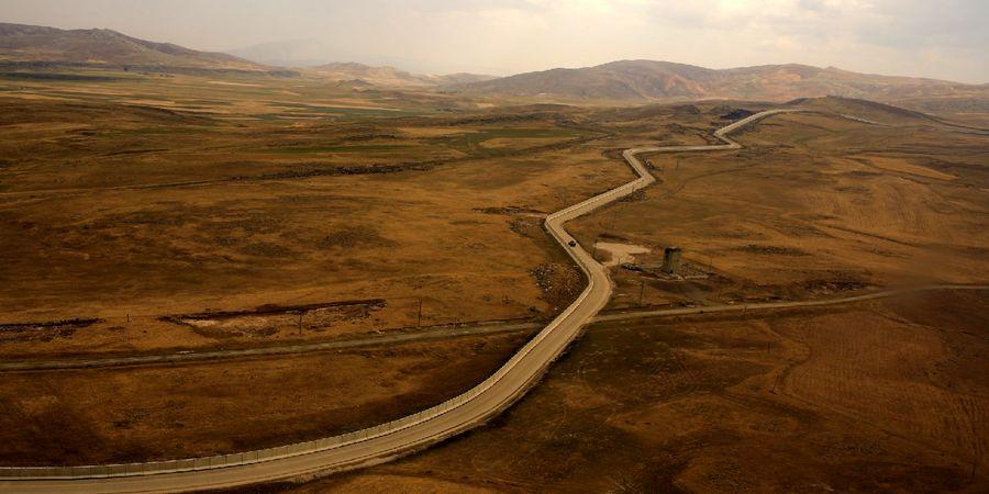 مینروبی ازمرزهای مشترک ایران و ترکیه