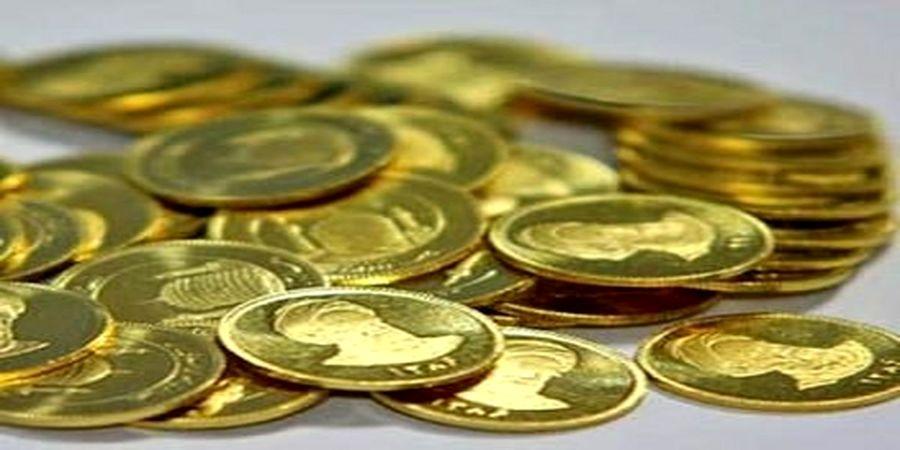 قیمت سکه نیم سکه ربع سکه امروز شنبه ۱۴۰۰/۰۵/۰۲|رشد قیمت سکه امامی