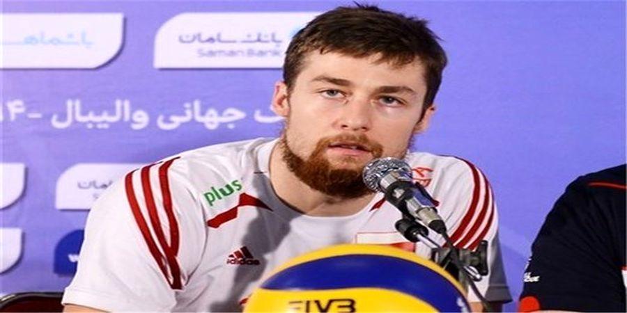 حمله ایرانیها به صفحه کاپیتان تیم ملی لهستان