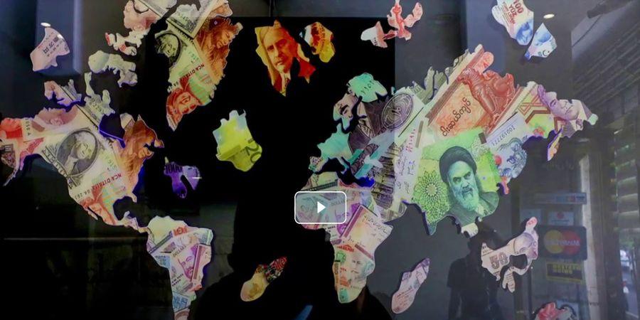 ورود دلار به تهران از غرب ایران/ قیمت مطمئن دلار