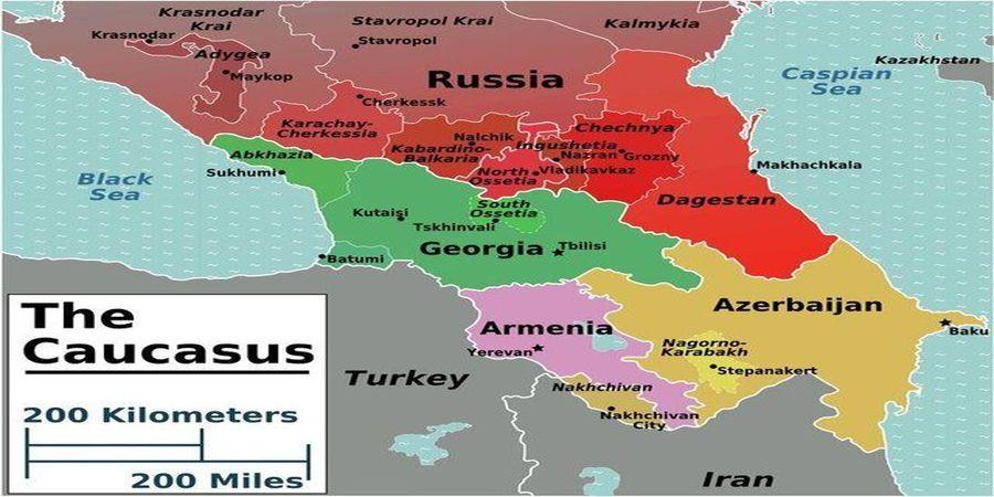 علت حضور اسرائیل در جمهوری آذربایجان