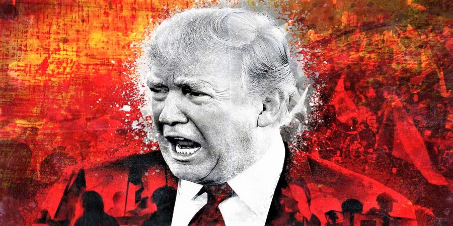 پیش به سوی کودتای ۲۰۲۴ ترامپ!