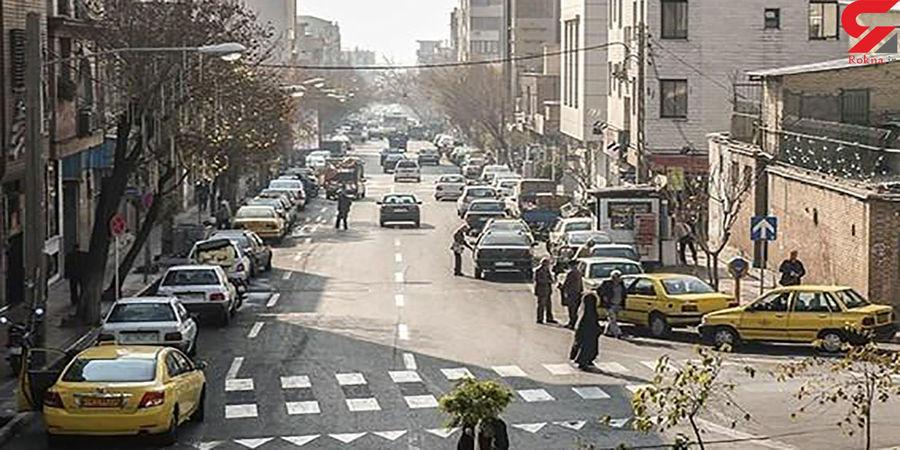 ماجرای فیلم برهنگی زن تهرانی در خیابان پیروزی