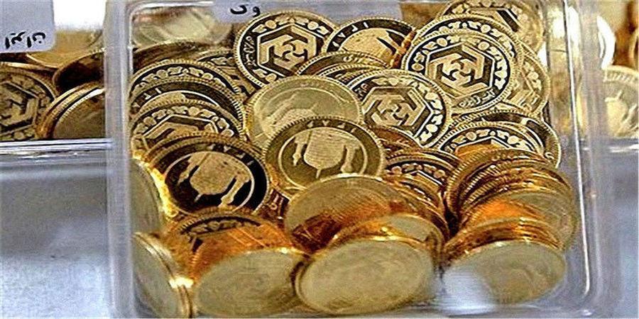 افت قیمت سکه در آخرین ساعات معاملات بازار