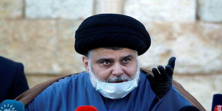 مقتدی صدر: انتخابات عراق مسالهای داخلی است